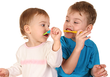 Caring for your Childrens Teeth